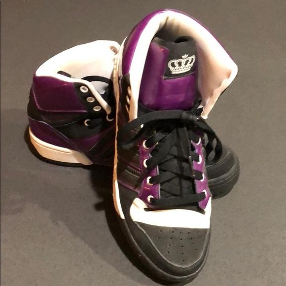 adidas Shoes | Missy Elliott Respect Me Purpleblk Sz 85